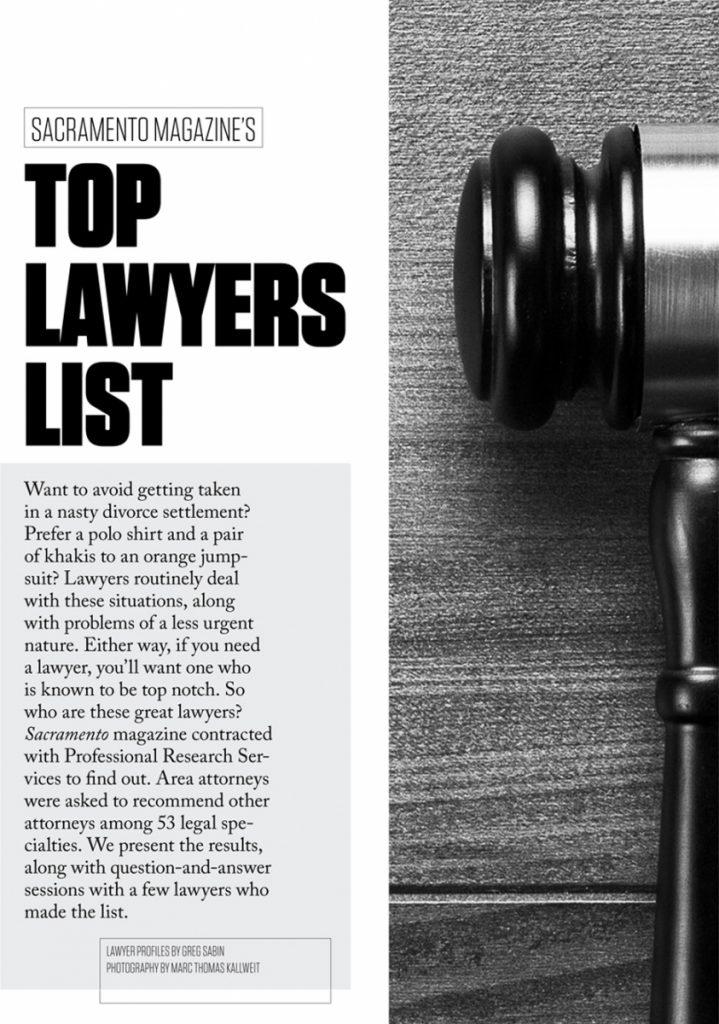Sacramento Business Attorney